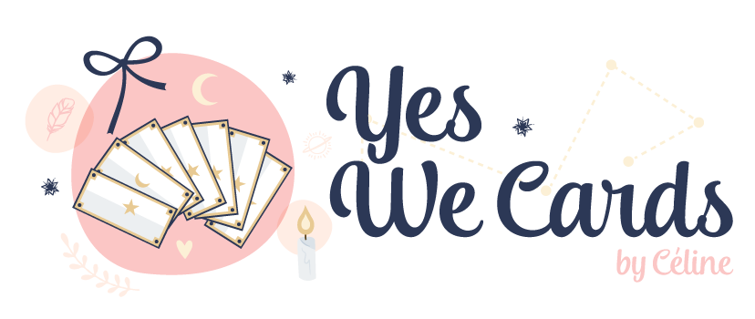 Yes we cards by celine